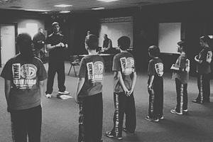 Krav Maga classes for kids, Manchester